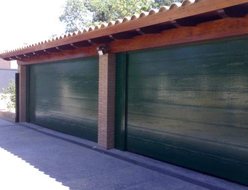 Puertas de garaje en Majadahonda